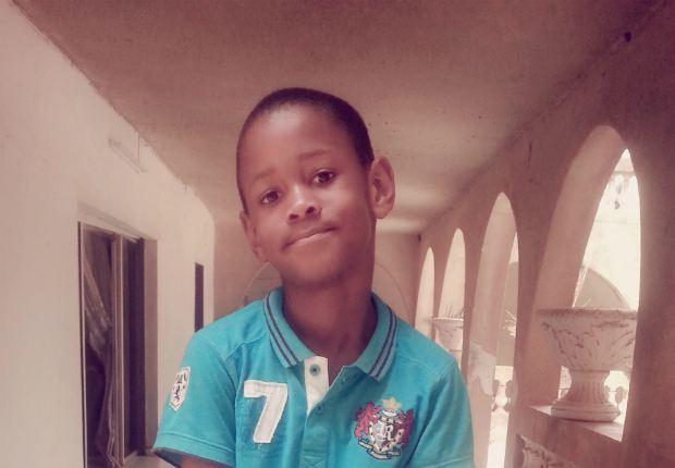 Que font-ils cet été ? Abass, 7 ans, Sénégalais