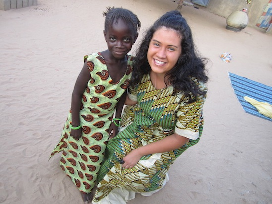 Senegal : Excerpts from the Blog of Peace Corps Worker Abby Augarten