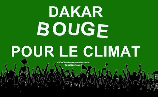 Senegal's Capital Turns Out for First-of-Its-Kind Climate March