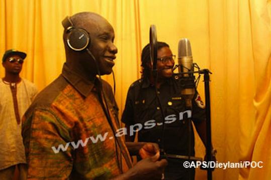 La Casamance étrenne son premier studio d'enregistrement régional