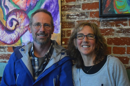 Local couple headed to Senegal to join Peace Corps