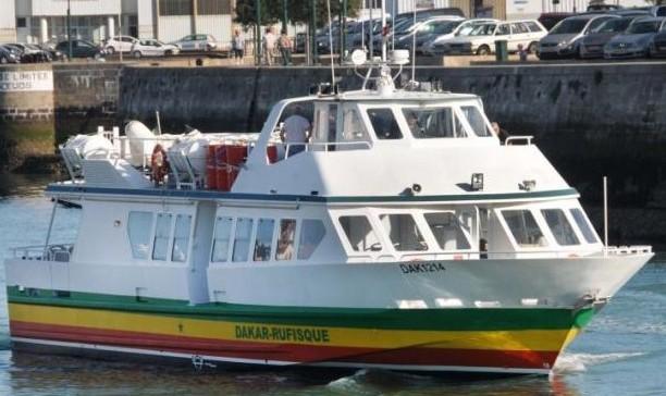 Ocea livre une vedette à passagers au Sénégal