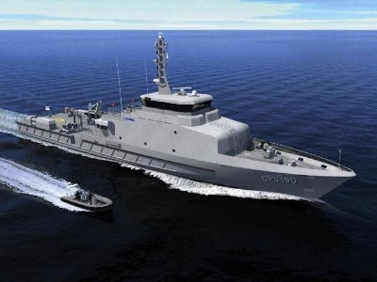 Senegal orders offshore patrol vessel