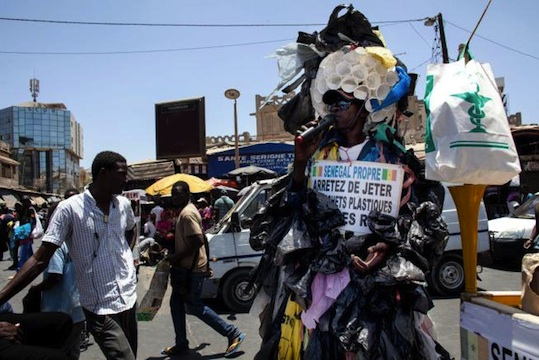 Senegal among latest nations to ban flimsy plastic bags