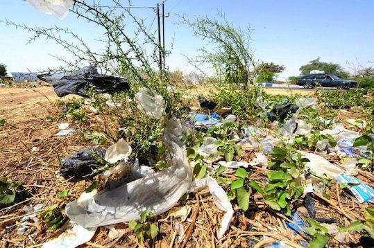 Abdoulaye Baldé annonce une loi sur le sachet en plastique